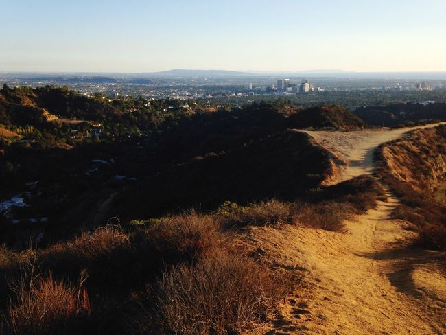 Cityscapes Los Angeles, California Hiking