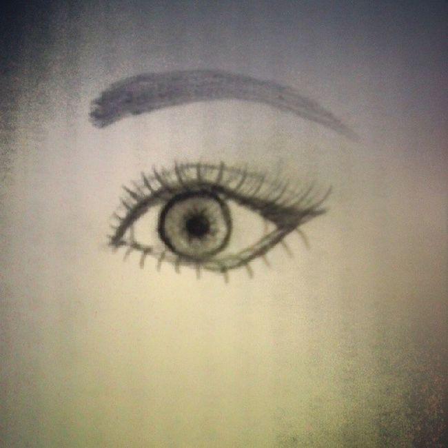 Boredatschool Draw Eye