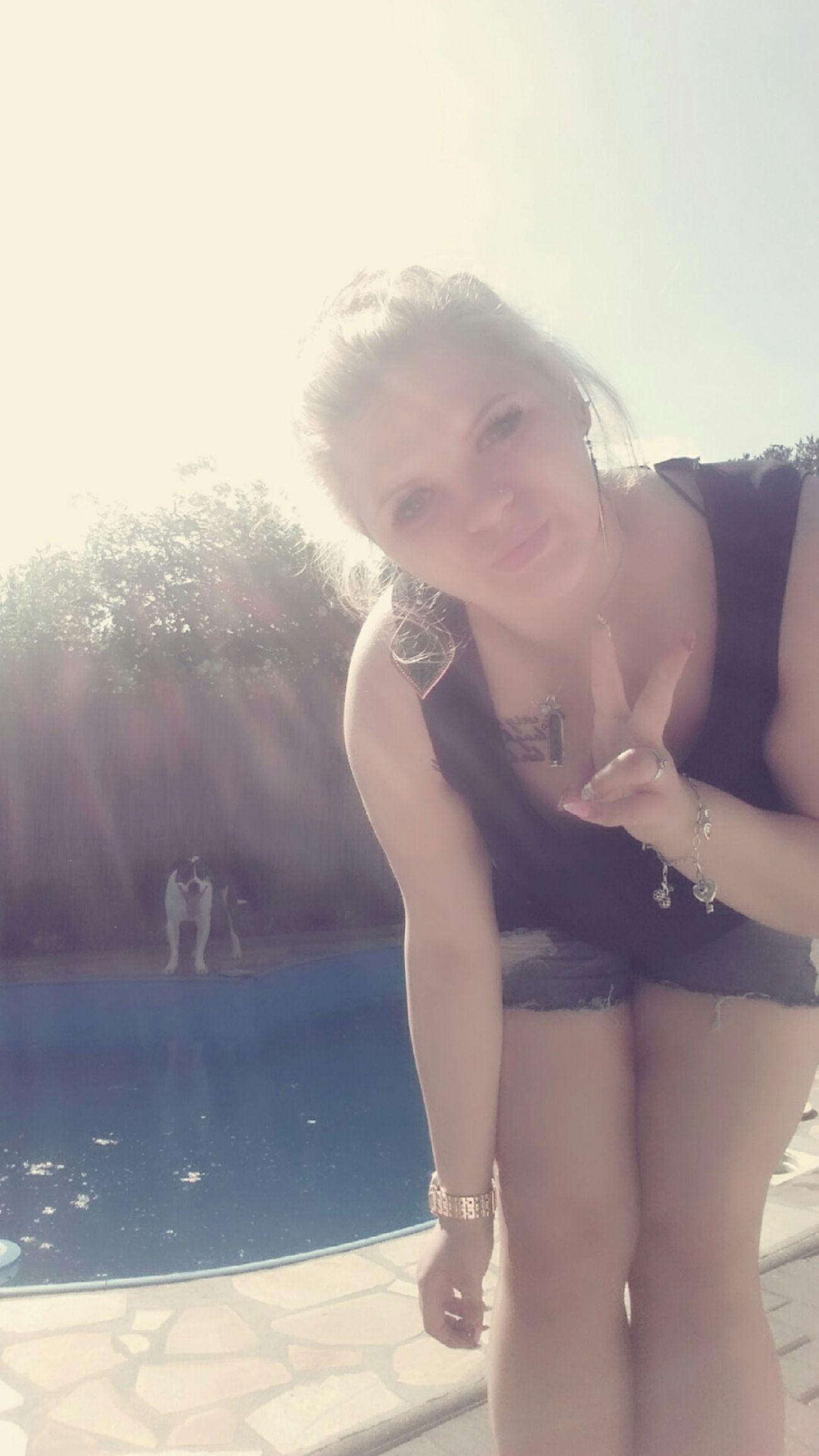 Blondehairdontcare Beautiful Sunny☀ EyeEm Best Shots Summer ☀ Love ♥ Sun_collection Sun ☀ I Love Summer love summer so much. xoxo. ♡♡♡