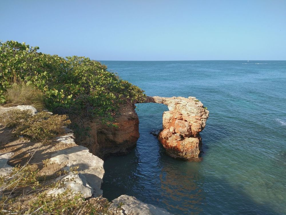 Escaping Relaxing Awesome Paradise Enjoying Life Puertorico Nature Puente De Piedra Showcase July