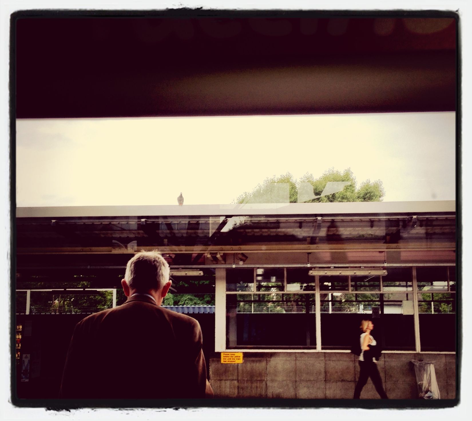 being watched Commuting Streetphotography Street Photography