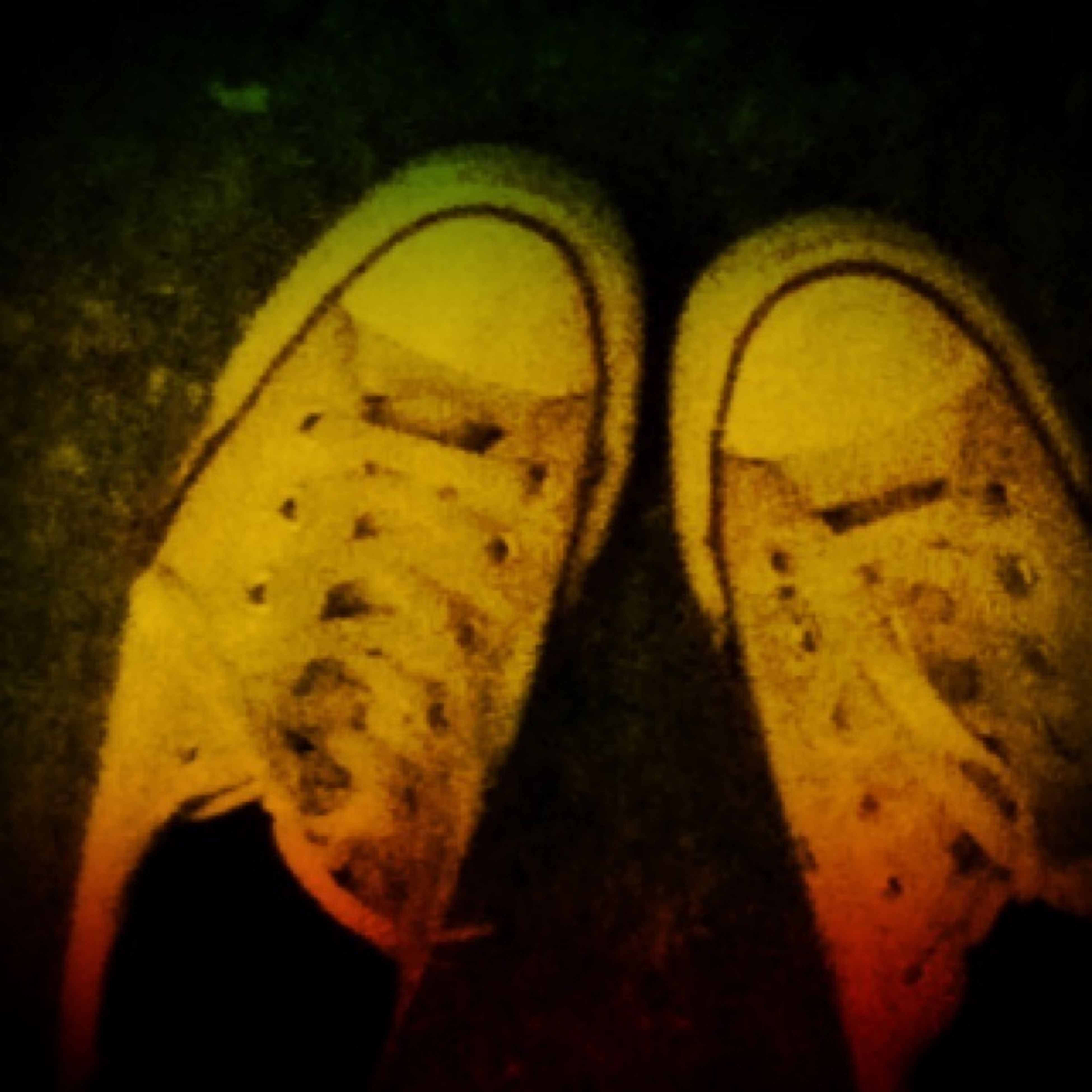 i'll change my shoes. thanks!