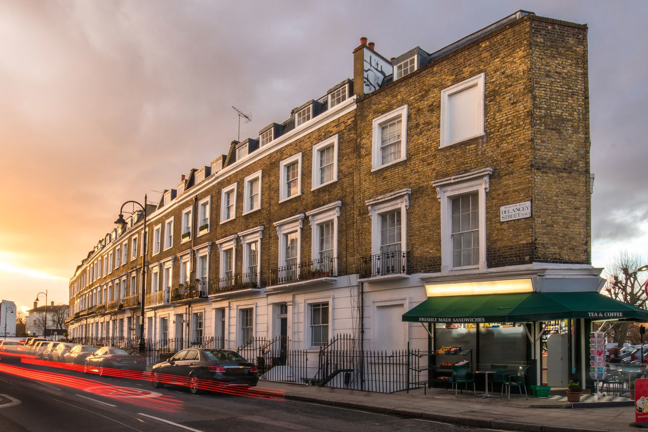 Architecture Building City Day Expensive Exterior Flat House Houses Houses And Windows London Long Exposure No People Outdoors Typical