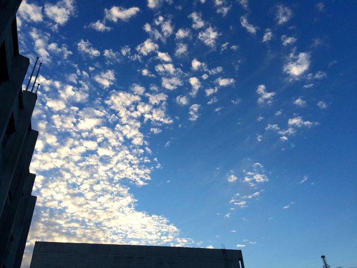 Sky Beautiful Blue Happy 空 雲 💙