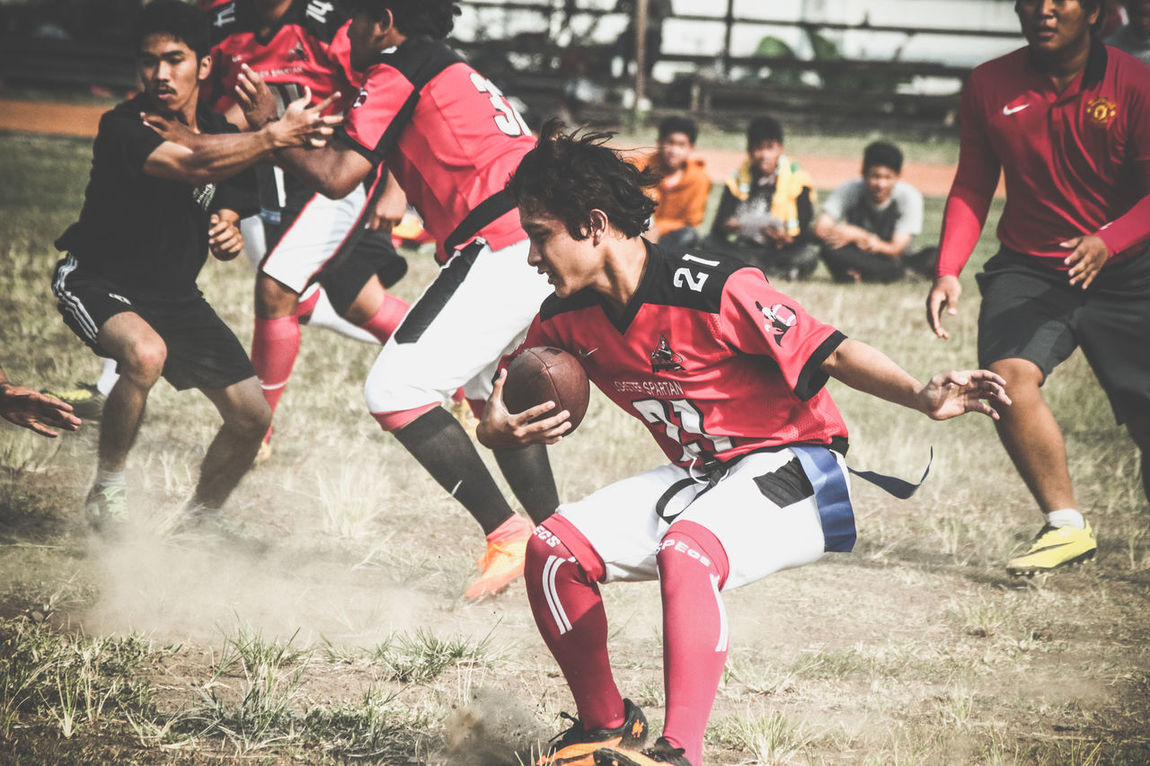 U cant stop him Sport Competition Outdoors Young Adult Athlete People Real People American Football - Sport Watching Adult Adults Only Sports Team Sports Clothing Day Tree Men Large Group Of People Motion Competitive Sport Sportsman EyeEmNewHere