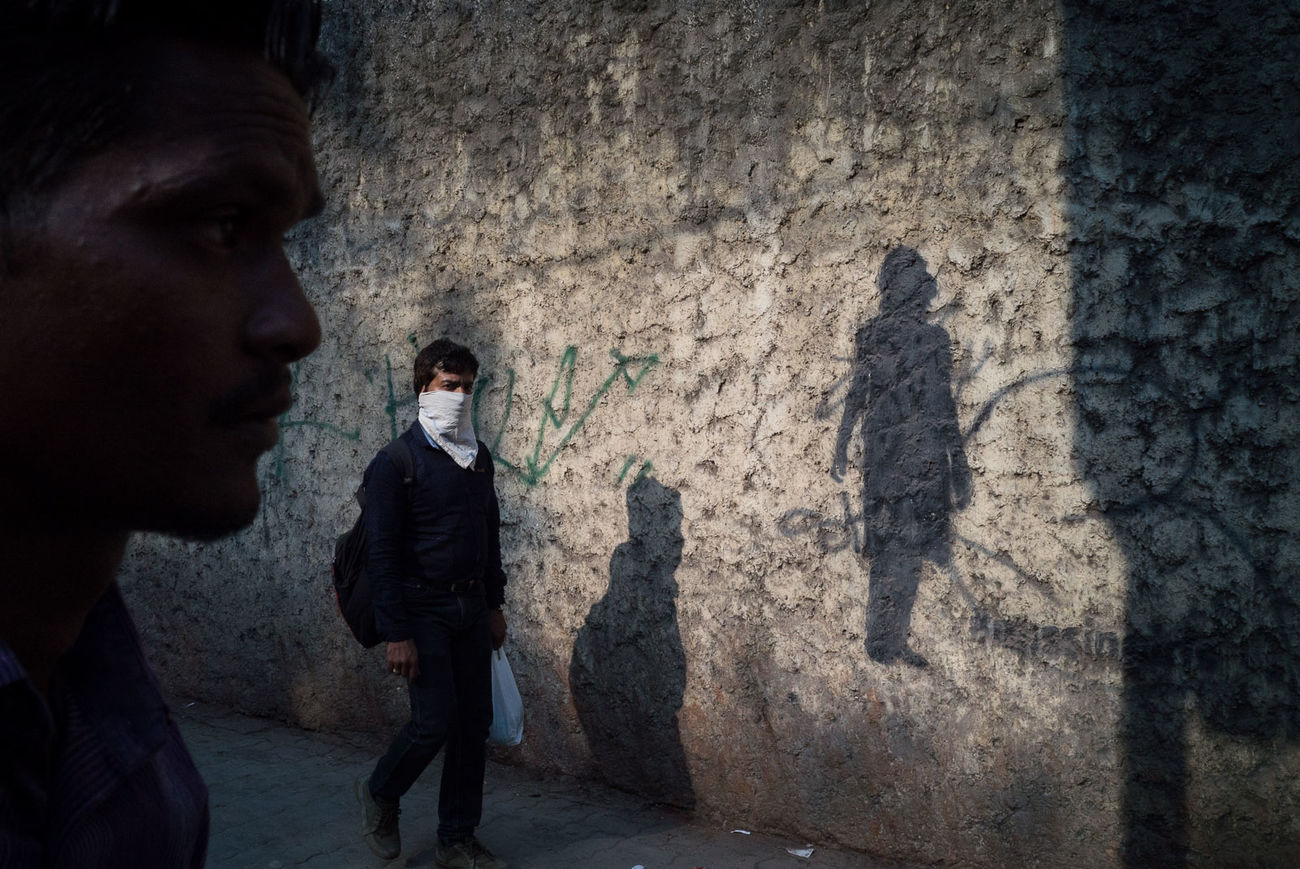 City Day Men Outdoors People Prison Real People Shadow Streetphotography The Street Photographer - 2017 EyeEm Awards Two People Young Adult