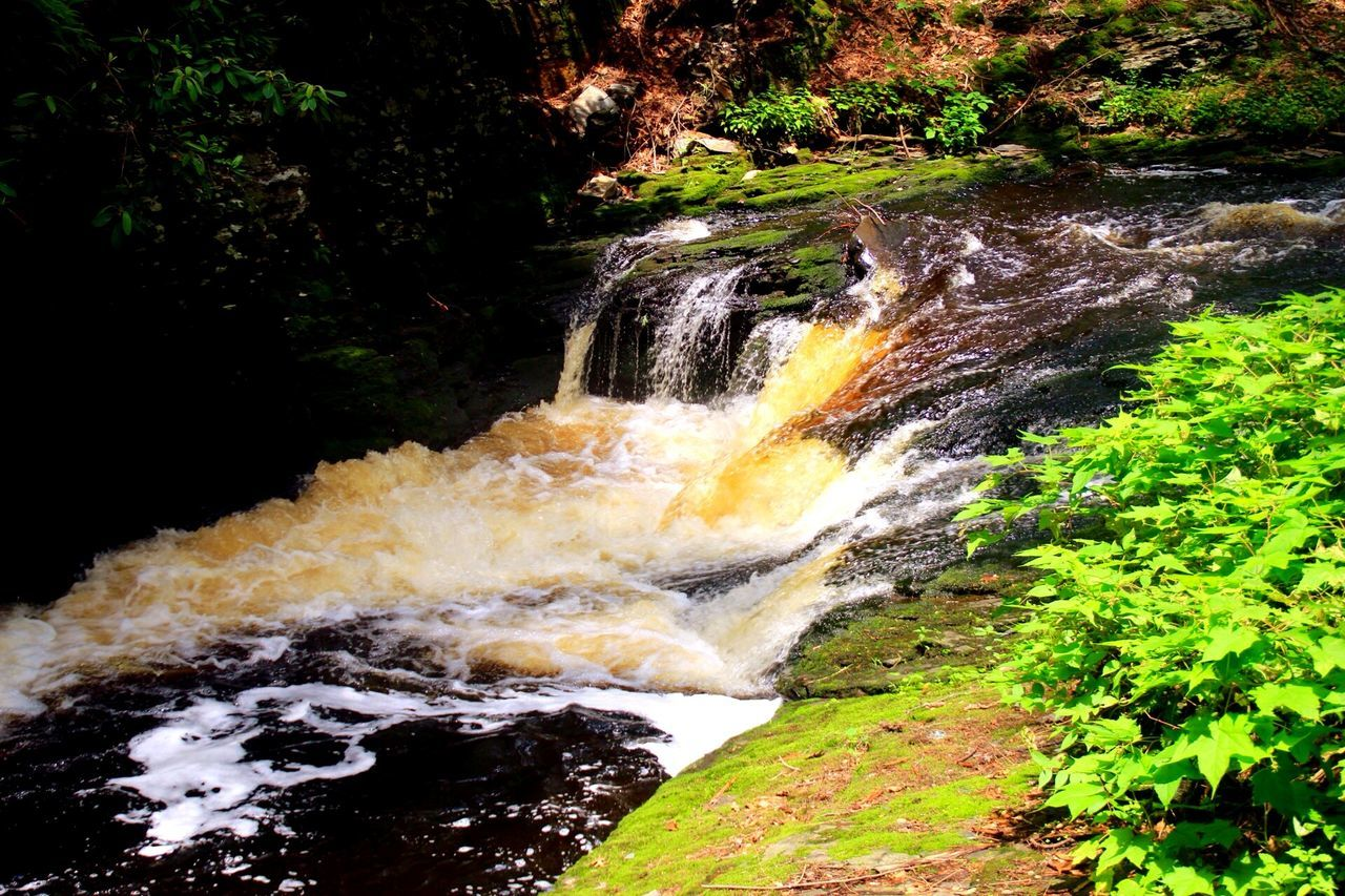 Bushkill Falls Take On Poconos Poconos Waterfall_collection Waterfalls Hiking Hikingadventures Pennsylvania Northeast Pennsylvania Nature