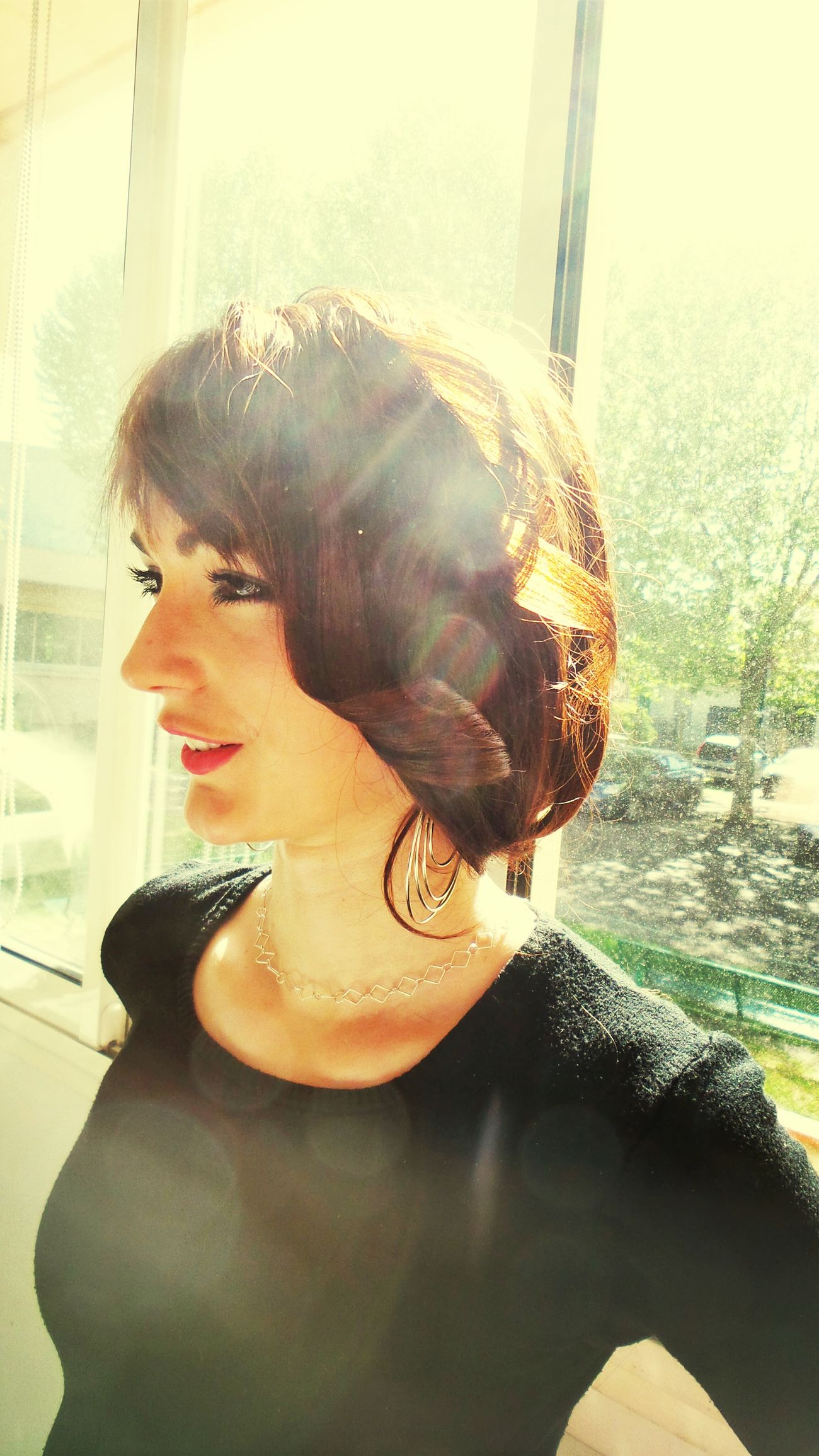 Beauty Model Hairdressing Creation The Portraitist - 2015 EyeEm Awards