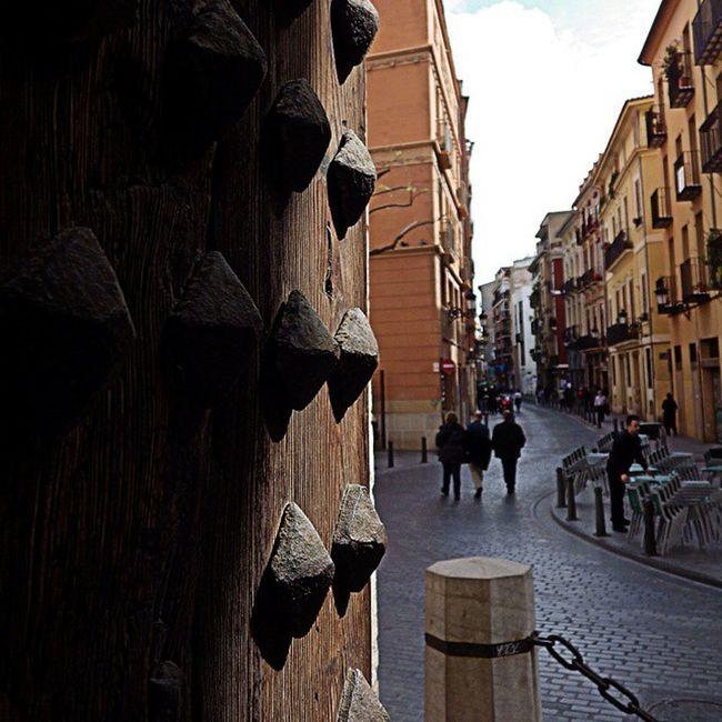 Caminante, no hay camino. Hacemos camino al andar. València Barriocarmen ElCarmen España spain pentax