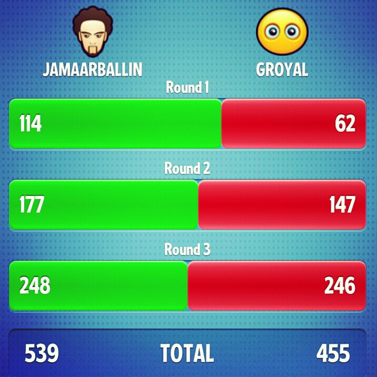 killing on ruzzle