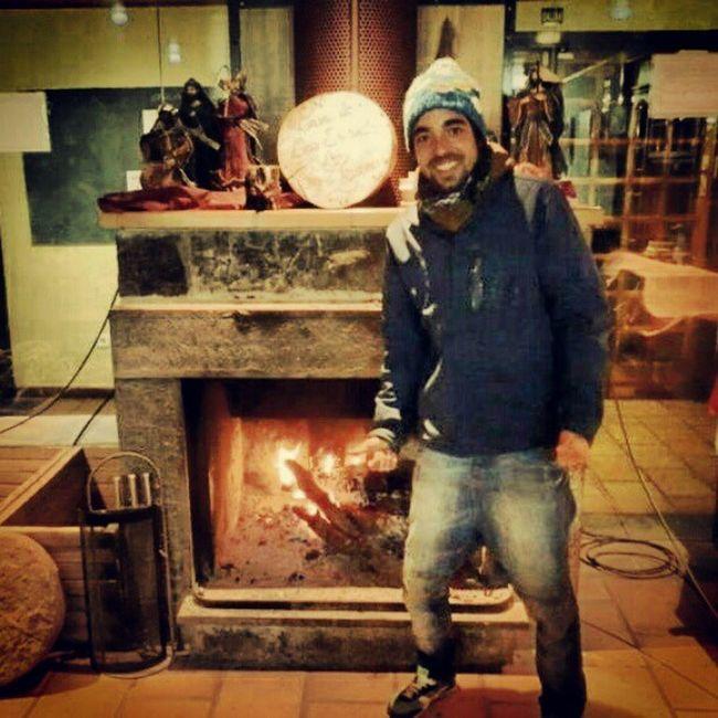 Valdelinares SPAIN Albergue Montana Frio Niebe Snow Finde Nice Cute Amigos