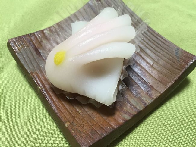 Food And Drink Freshness Japanese Sweet Healthy Eating Ready-to-eat 備前焼plates Green Color White Color