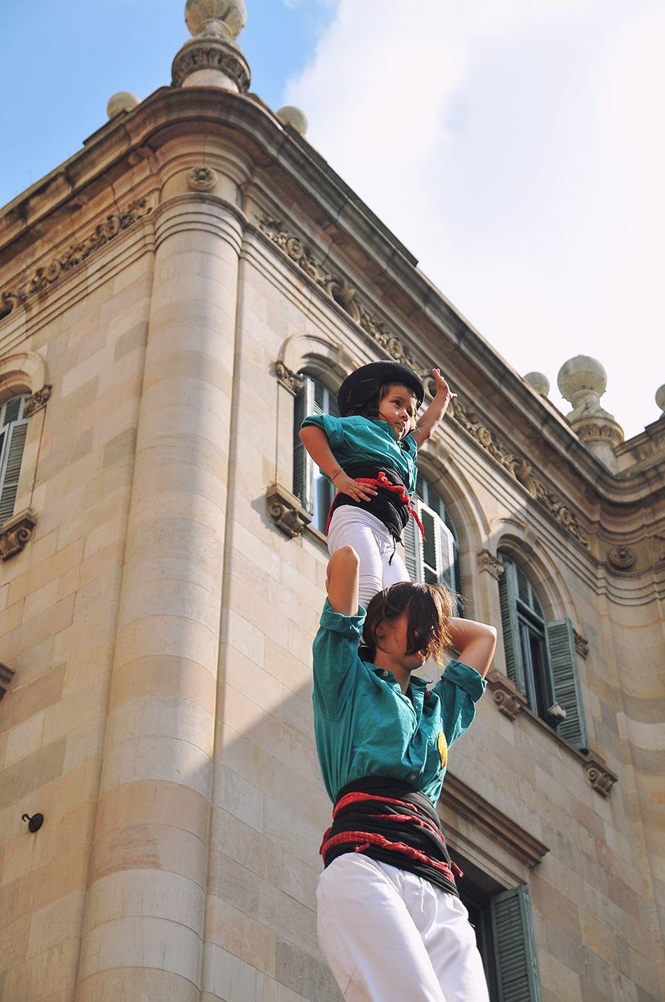 Spain ✈️🇪🇸 Barcelona Treveling La Merce Streetphotography