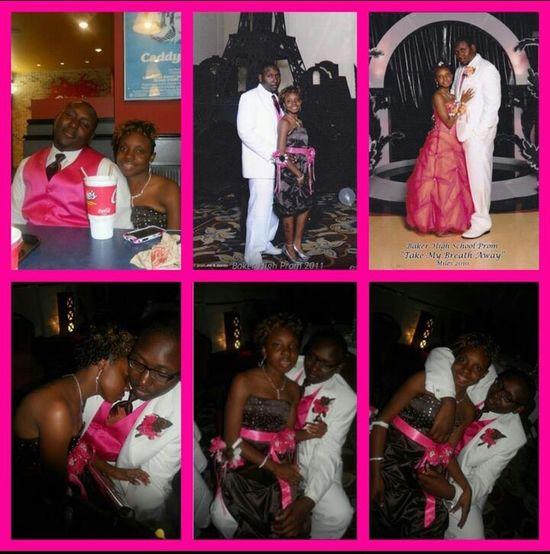 me & Z-O prom night