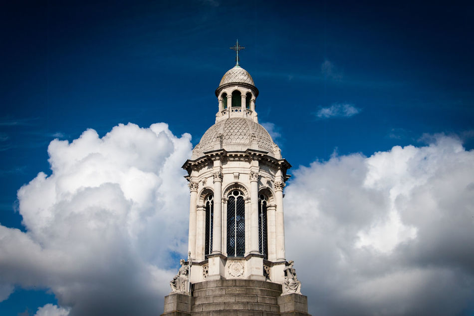 Beautiful stock photos of dublin, Blue, Cathedral, Catholicism, Christianity