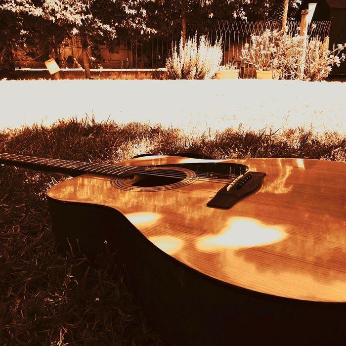 Guitar Canon Photography