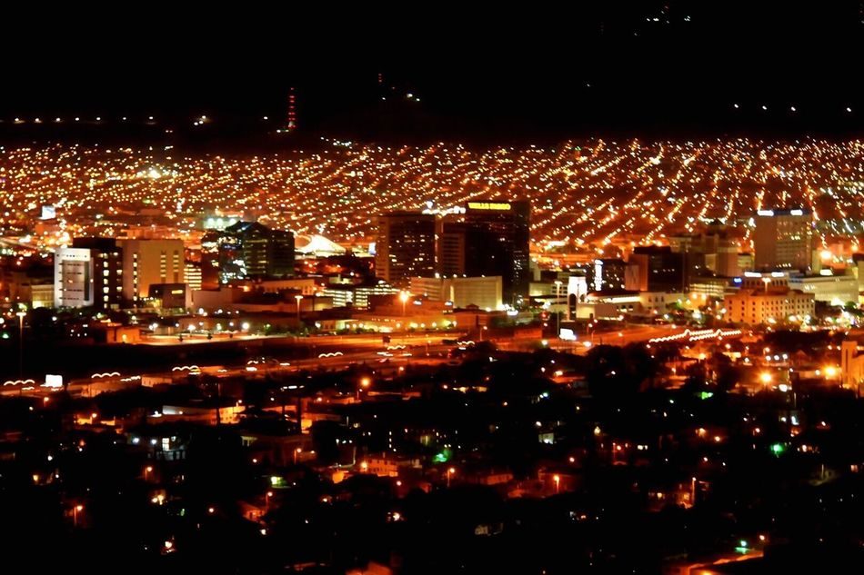 El Paso Tx Downtown El Paso Downtown Hometown Hometown Scenery West Texas Texas