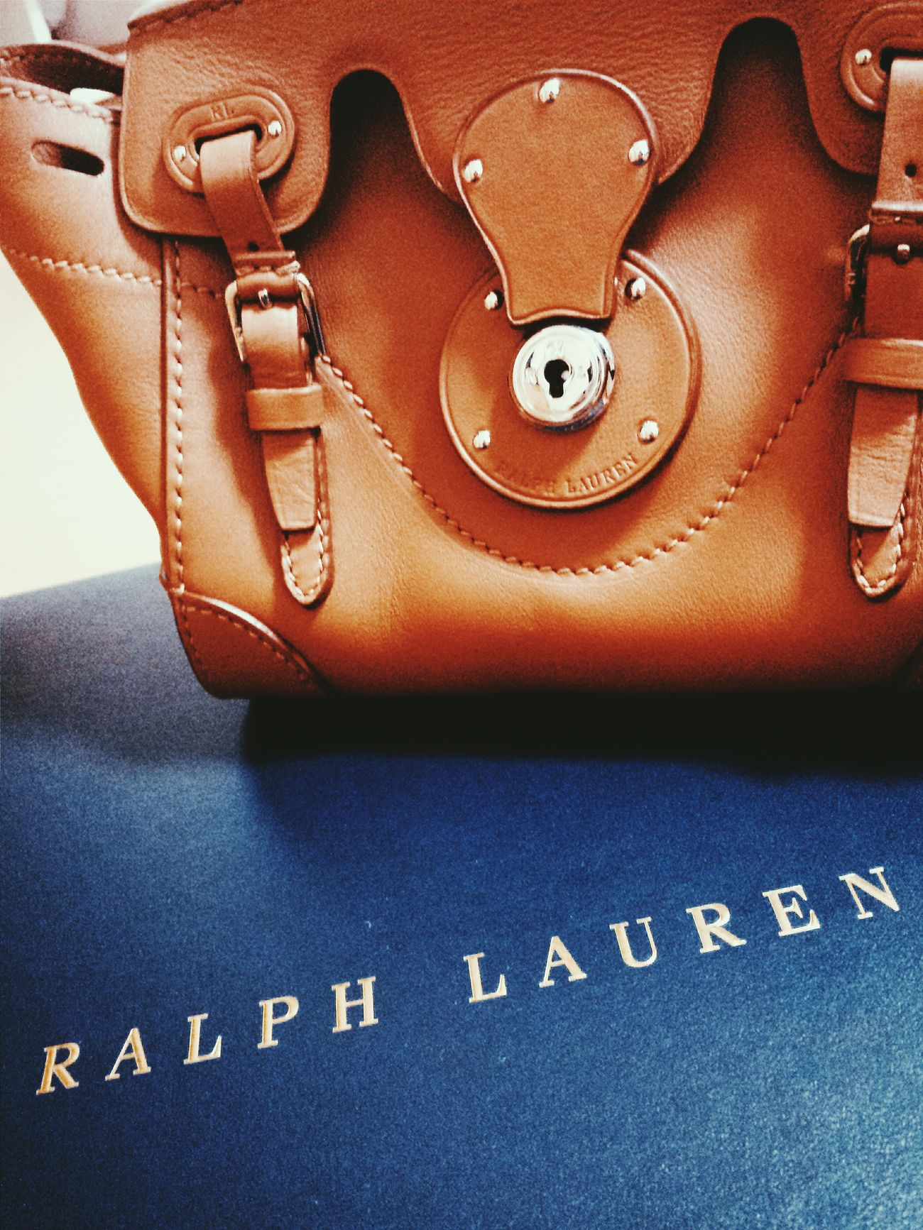Ralph Lauren RL Bag Ricky