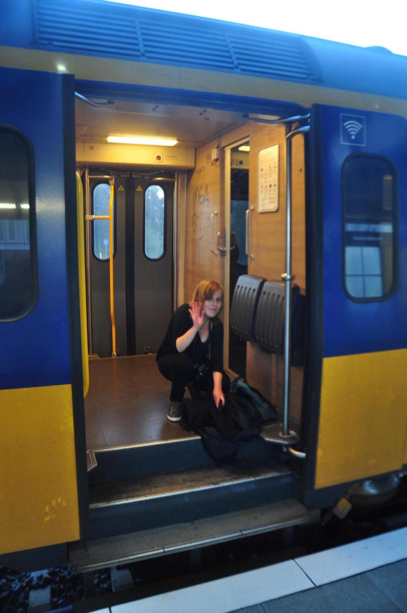 Global EyeEm Adventure - Groningen Eyeemgroupnederland Train Station