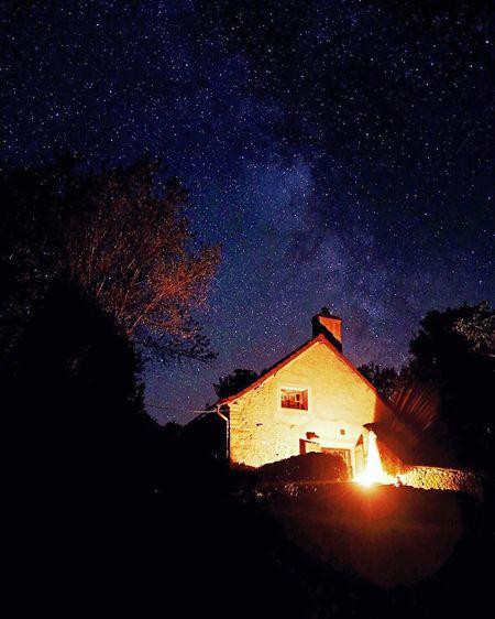 Milkyway Star - Space Sky Galaxy Light Nightphotography