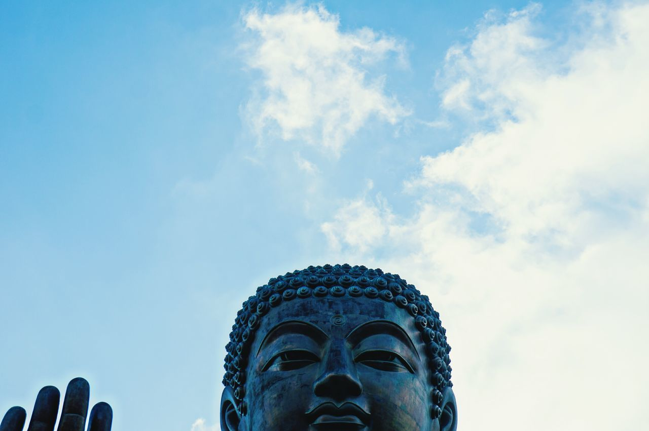 Beautiful stock photos of peace, Big Buddha, Buddha, Buddhism, Chinese Culture