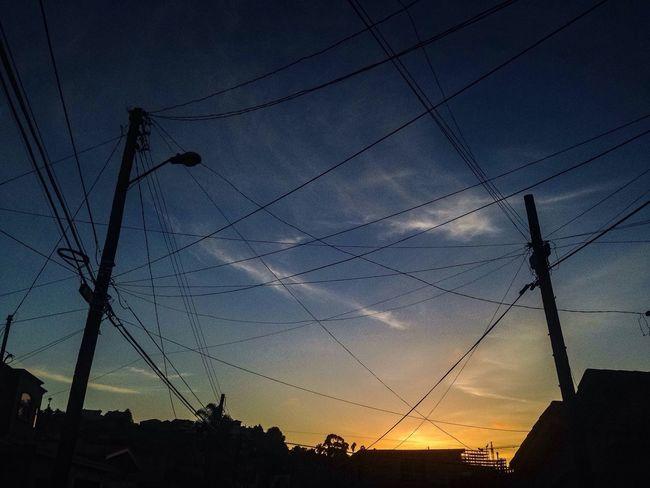 Streetphotography IPhone IPhoneography Shootermag Shootermag_japan Sunset NEM Street Clouds And Sky NEMstreet Tijuana Walking Around The City  El Cielo De Mi Calle