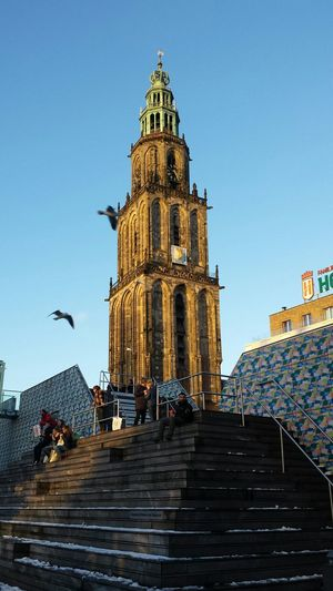 Groningen Grote Markt Martinitoren CityWalk NoEditNoFilter Myfuckinggroningen