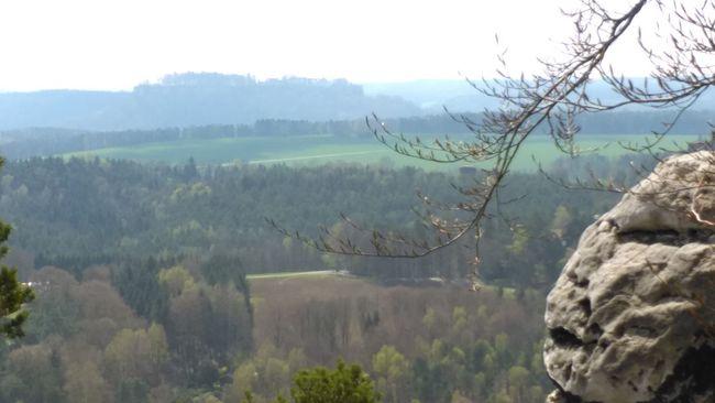 Rathen Elbsandsteingebirge Sachsen Sächsische Schweiz Festung Königstein Tadaa Community Showcase April