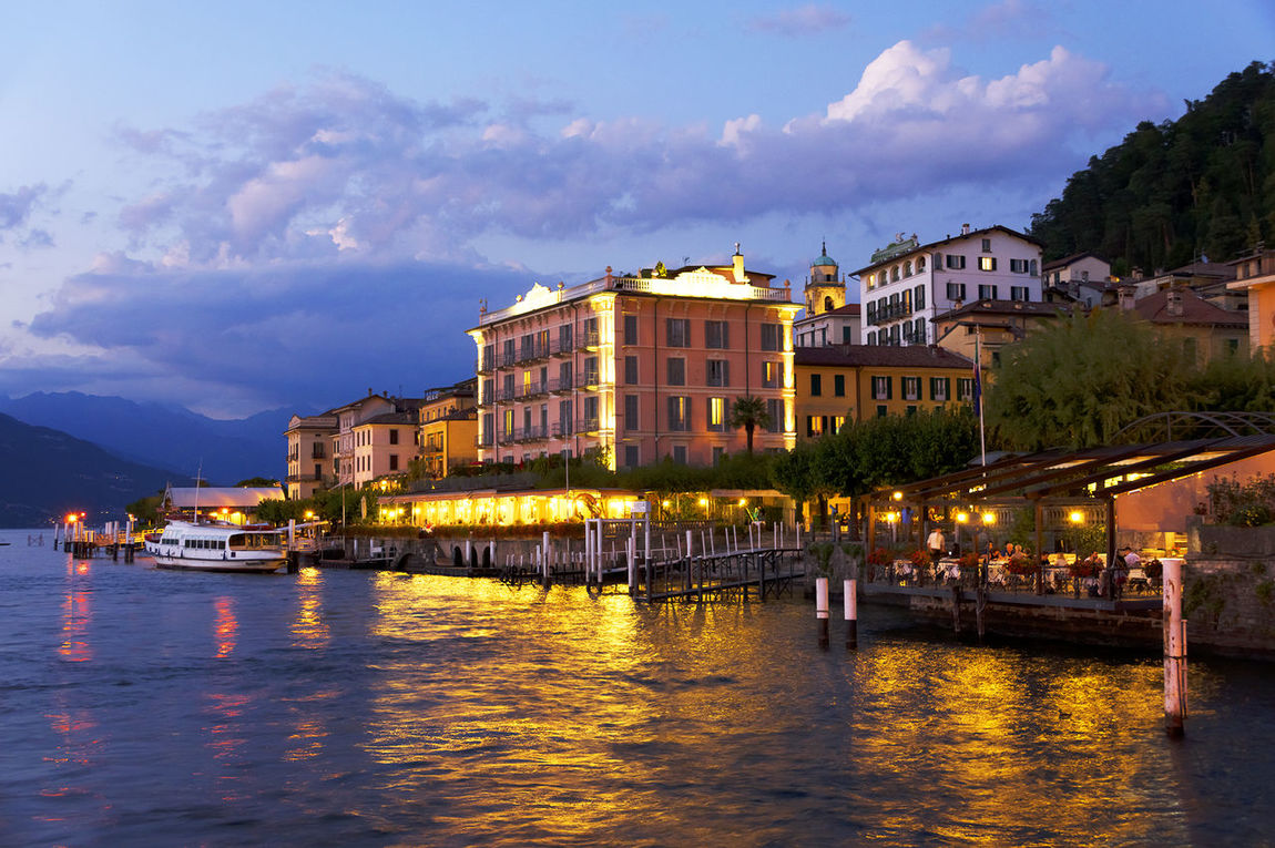 Bella Italia Bellagio Boat Como Como Lake Ferryboat Italy Lake Landmark Landscape Luxury Menaggio Menaggio Lake Como Lakecomo Resort Resortlife Ship Travel