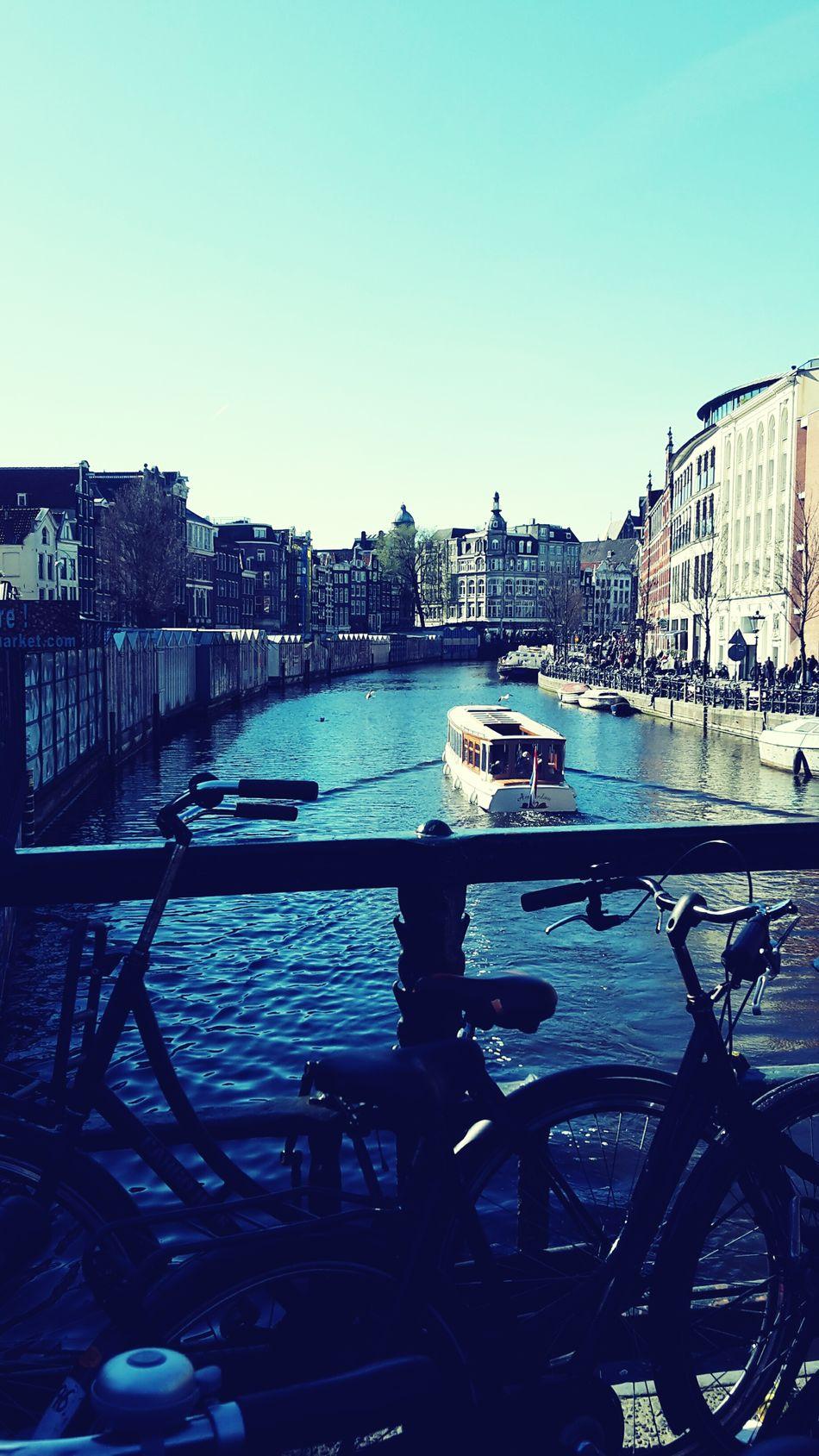 Amsterdam Canal Amsterdam Netherlands Holand Marketflowers Amsterdam.nl