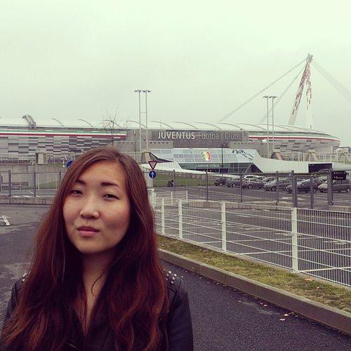 How long I've been dreaming of you!!!! Juve Storiadiungrandeamore Juventusstadium