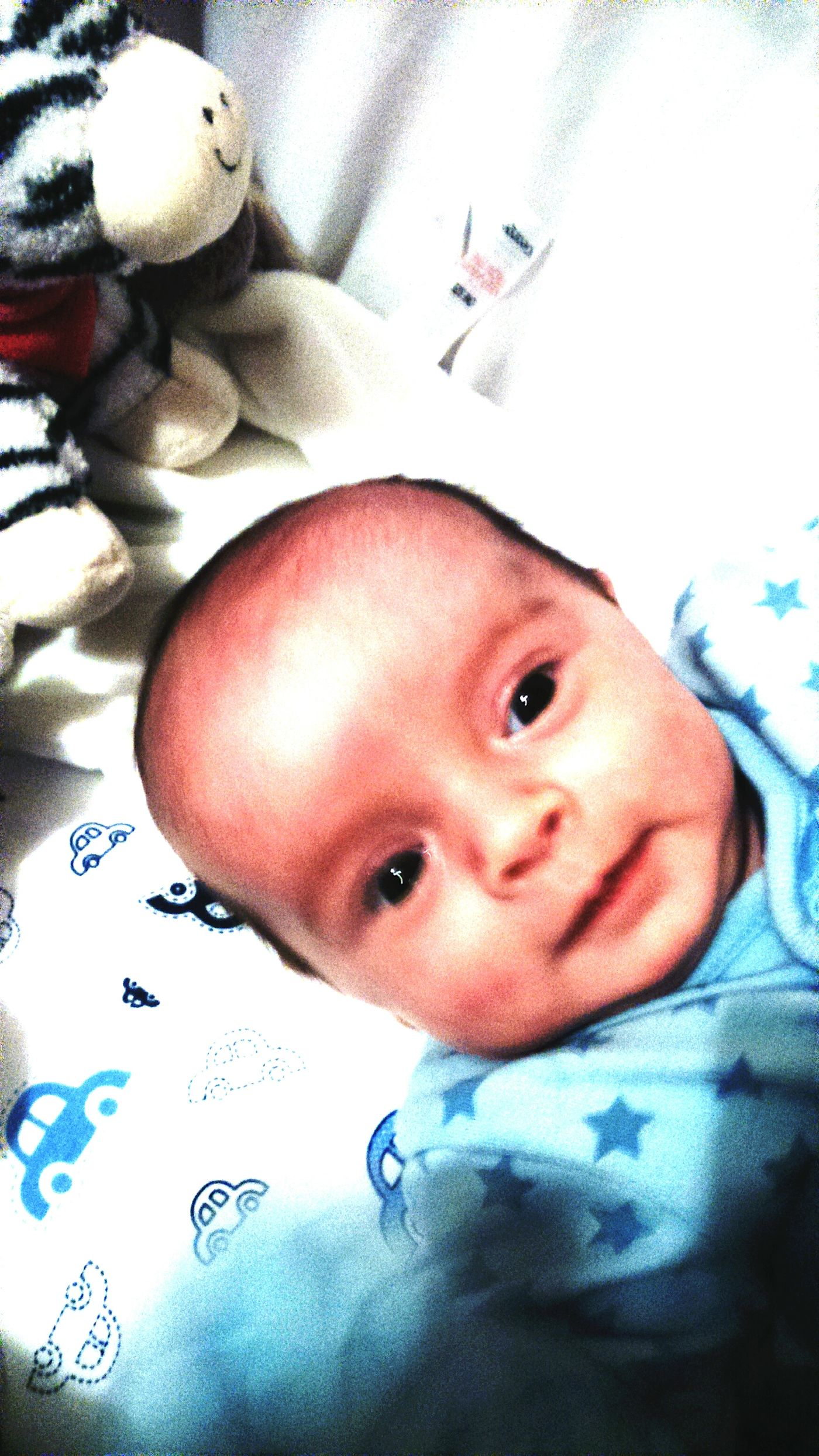 My Whole World <3 First Smile :) Beautiful ♥