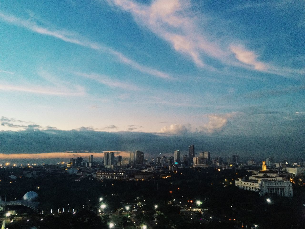 Downtown.Eyeem Philippines City Cityscapes Discover Your City EyeEm Best Edits EyeEm Best Shots Skyline Traveling