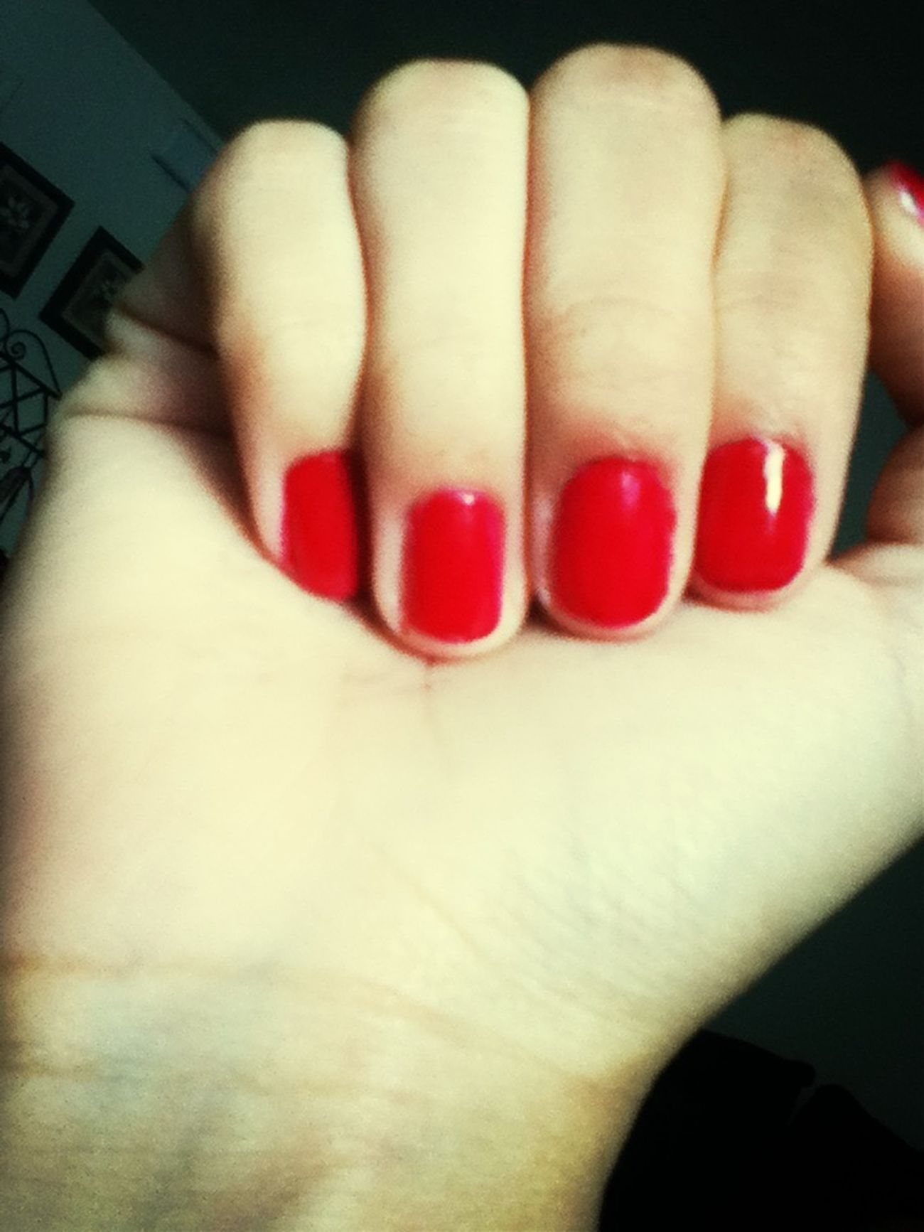 Redd Nails ; New Years ^.^