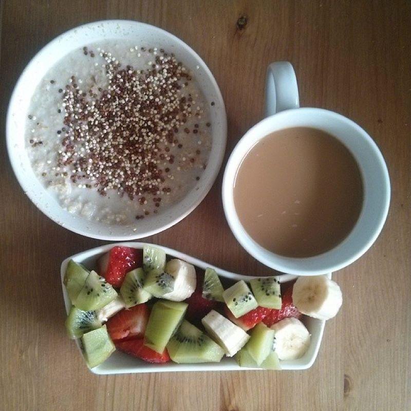 Mjam Breakfast Porridge Quinoa sunday