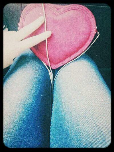 Style Bag Heart Street Style