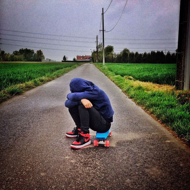 IPhoneography Skateboarding