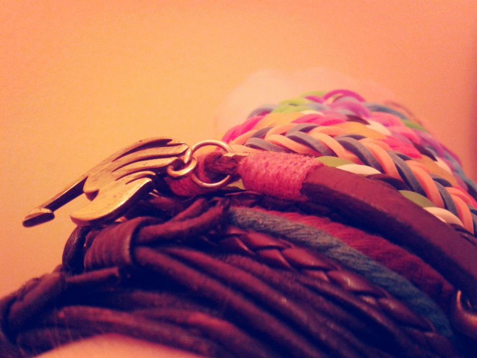 Bracelets Colorful Im In My Own Fairy Tail  Fairy Tail