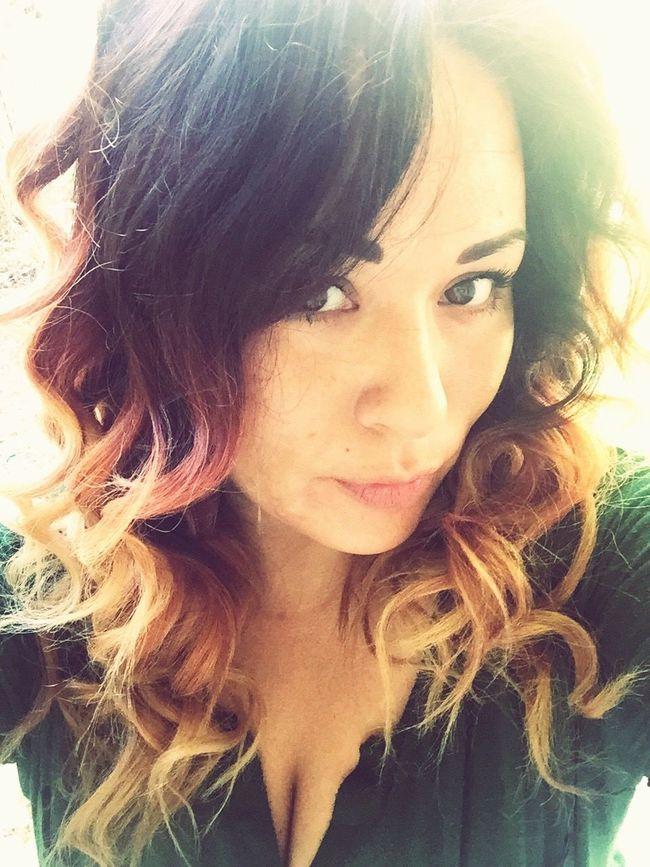 EyeEm IPhoneography Texas Iphonephotography Eyem Gallery Loving Life! Mom Selfies Longhair Brown Hair Brown Eyes JustMe Selfie ✌ Learningtolovemyself Natural Light Portrait