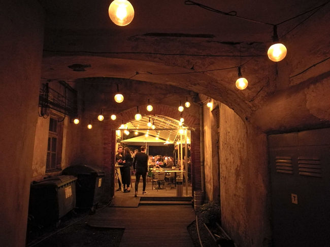 Bukowskibar Bukowski Beer Nightlife Summer City Life Enjoying Life Dark Alley Lights Contrast Drunk Nights