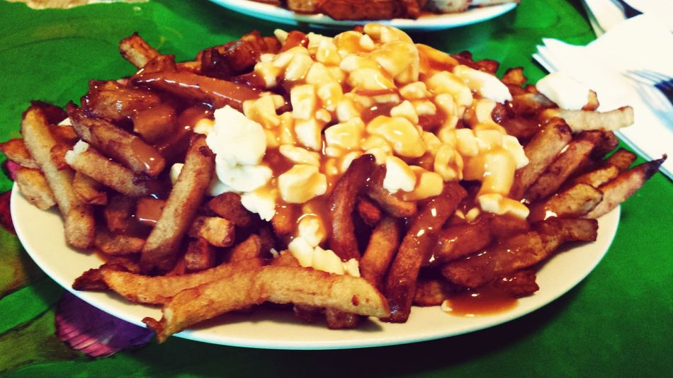 Food Porn This Is Montreal Poutine Labanquise