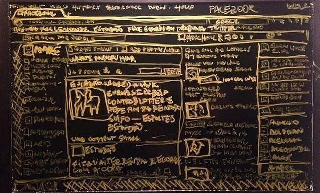 Socialnetworkart