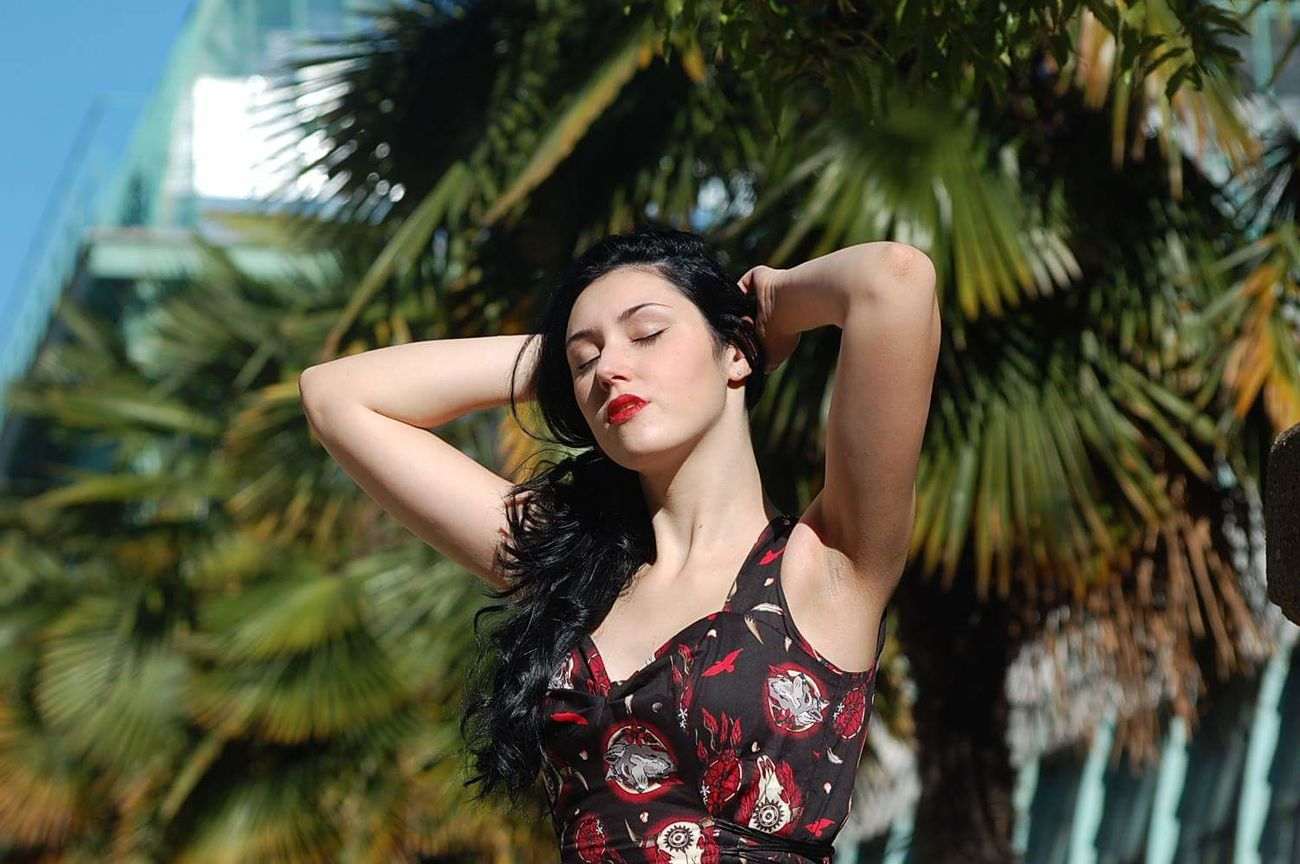 Elise // Nikon Nikond40 Paris Photoshoot Photography Photographer French Girl Frenchmodel Model Photooftheday Photo Lookbook Look Tattoo Percing Street Streetphotography Portrait Women Naturallight