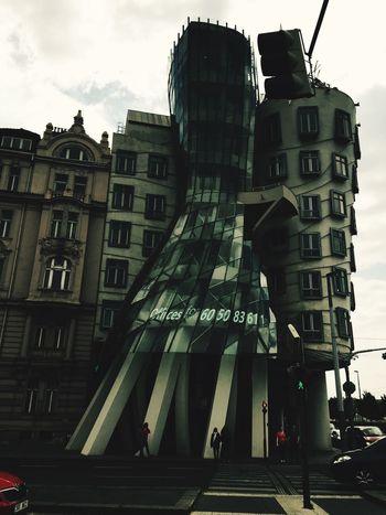 The Architect - 2015 EyeEm Awards Prague Cloudy