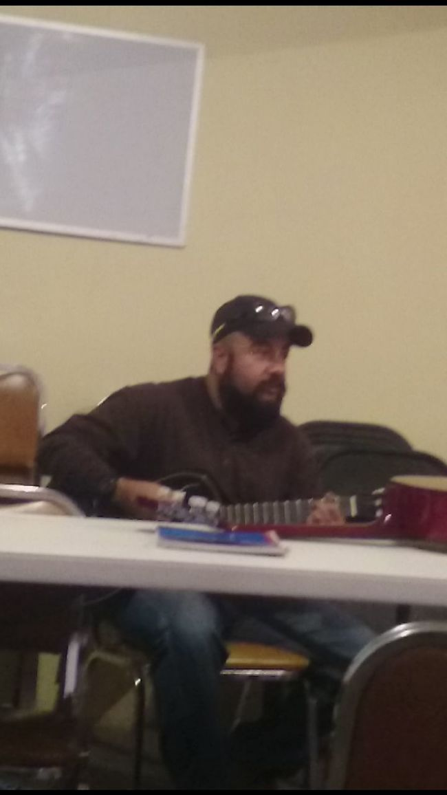 Guitar Lessons Youth In Church's Teacher