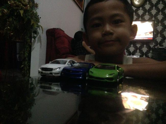 ❤ My Son!! MySON♥ Zaky Selfie ✌