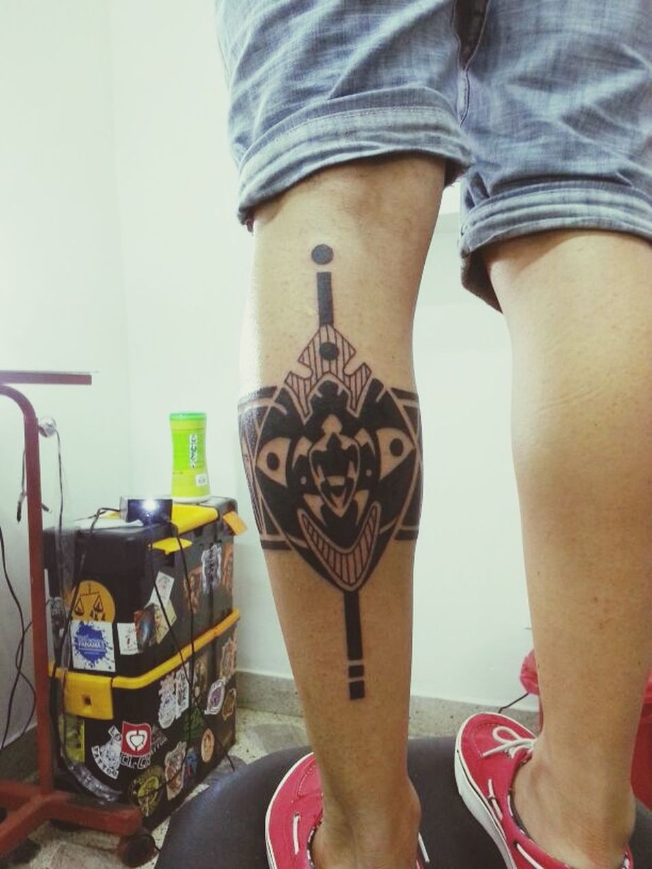 Yo y mi nuevo tatto Tattoo ❤ Tattoos Ink more ink Tattolegs Tattooartist