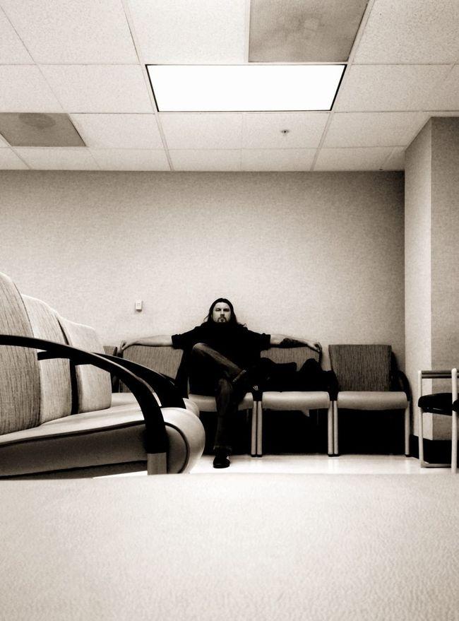 the waiting room. Blackandwhite WeAreJuxt.com AMPt_community