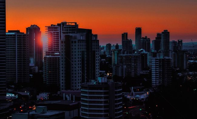 Eyem Best Shots Sunset_collection Cityscapes