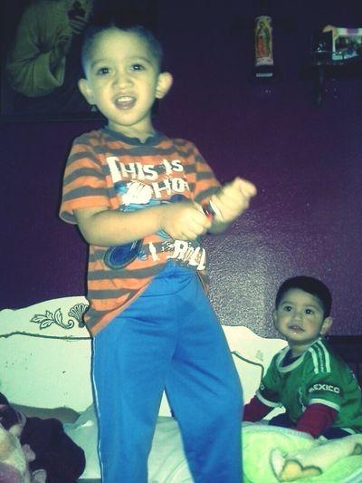 i love them <3 Ismael y Josue Josue Ismael